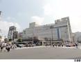 目黒駅(現地まで640m)