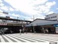 新大久保駅(現地まで640m)