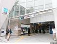 中野新橋駅(現地まで320m)
