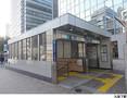 九段下駅(現地まで480m)