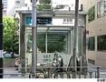 赤坂駅(現地まで320m)