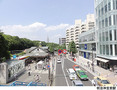 明治神宮前駅(現地まで160m)