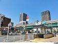 月島駅(現地まで640m)
