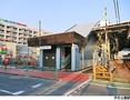 芦花公園駅(現地まで1200m)
