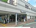駒場東大前駅(現地まで560m)