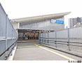 代々木八幡駅(現地まで160m)