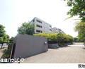 成城の緑豊かな住宅街