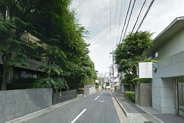 島津山エリア