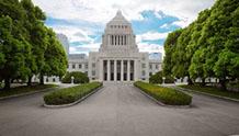 国会議事堂のイメージ