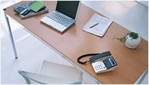 事務所の机のイメージ