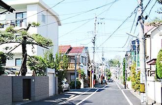 街 東京 高級 住宅