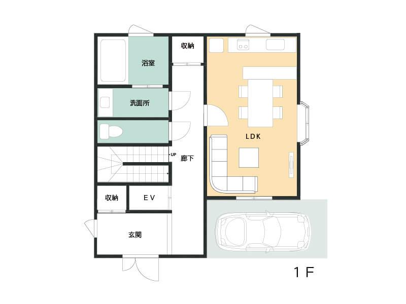三階建て住宅の間取り注意点とは?おすすめ間取りも紹介し ...